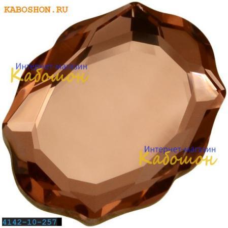 Swarovski 4142 Baroque Mirror 10х8 мм Blush Rose