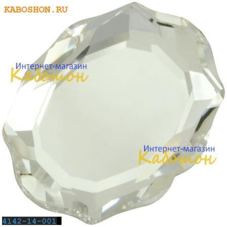 Swarovski 4142 Baroque Mirror 14х11 мм Crystal