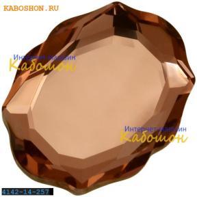 Swarovski 4142 Baroque Mirror 14х11 мм Blush Rose