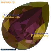 Swarovski Pear Fancy stone 14х10 мм Crystal Lilac Shadow