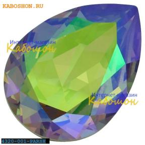 Swarovski Pear Fancy stone 14х10 мм Crystal Paradise Shine