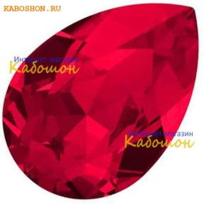 Swarovski Pear Fancy stone 18x13 мм Scarlet