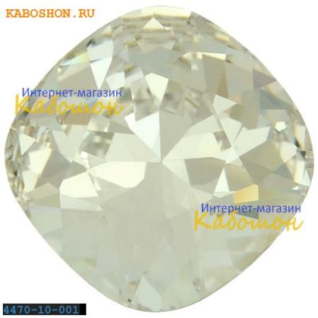 Swarovski Cushion Cut Fancy stone 10 мм Crystal