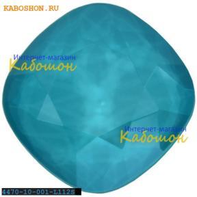 Swarovski Cushion Cut Fancy stone 10 мм Crystal Azure Blue