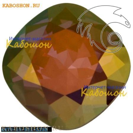 Кристалл Swarovski (Сваровски) Cushion Cut Fancy stone 10 мм Crystal Lilac Shadow