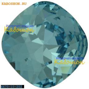 Swarovski Cushion Cut Fancy stone 10 мм Aquamarine