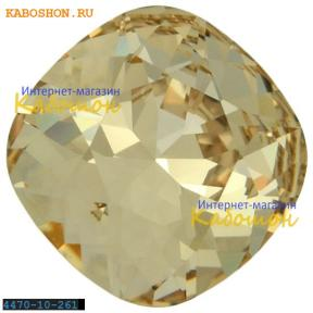 Swarovski Cushion Cut Fancy stone 10 мм Light Silk