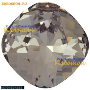 Swarovski Cushion Cut Fancy stone 10 мм Smoky Mauve