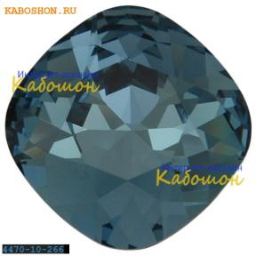 Swarovski Cushion Cut Fancy stone 10 мм Denim Blue
