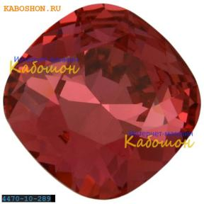 Swarovski Cushion Cut Fancy stone 10 мм Indian Pink