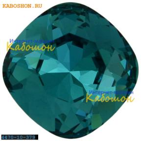Swarovski Cushion Cut Fancy stone 10 мм Indicolite