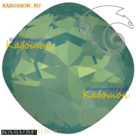 Кристалл Swarovski (Сваровски) Cushion Cut Fancy stone 10 мм Pacific Opal