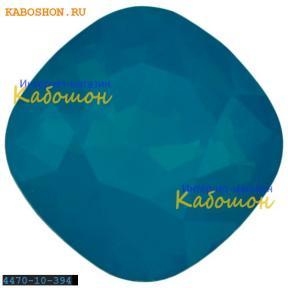 Swarovski Cushion Cut Fancy stone 10 мм Caribbean Blue Opal