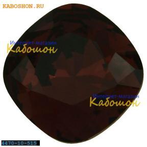 Swarovski Cushion Cut Fancy stone 10 мм Burgundy