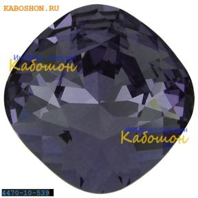 Swarovski Cushion Cut Fancy stone 10 мм Tanzanite