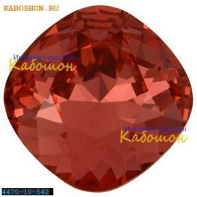 Swarovski Cushion Cut Fancy stone 10 мм Padparadsha
