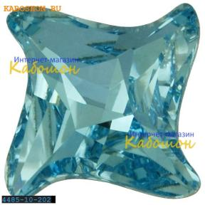 Swarovski Twister Fancy stone 10,5 мм Aquamarine