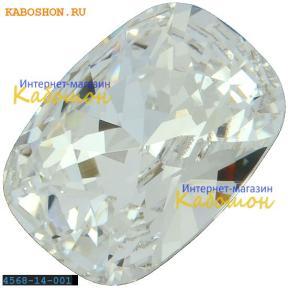 Swarovski Cushion fancy stone 14х10 мм Crystal