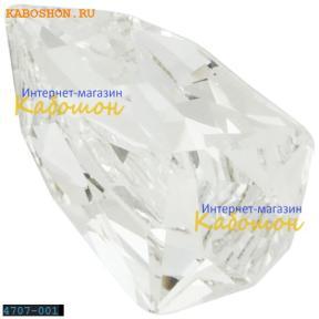 Swarovski Slim Trilliant 7,8х4,9 мм Crystal