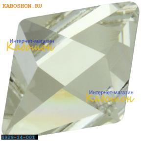 Swarovski 4929 Tilted Spike 14х10,5 мм Crystal