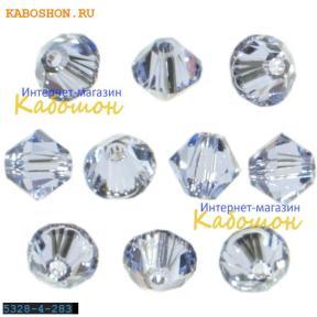 Swarovski Xilion beads 4 мм Provence Lavender