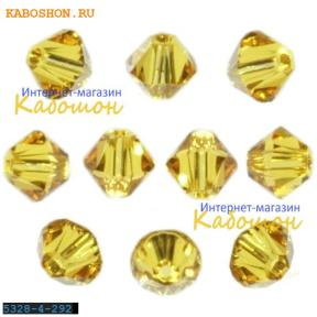 Swarovski Xilion beads 4 мм Sunflower