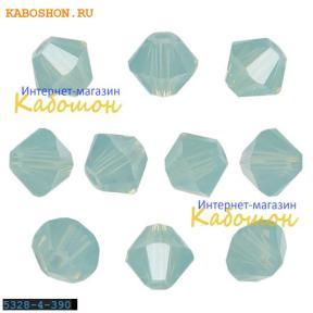 Swarovski Xilion beads 4 мм Pacific Opal