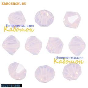 Swarovski Xilion beads 3 мм Rose Water Opal