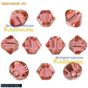 Swarovski Xilion beads 3 мм Padparadscha