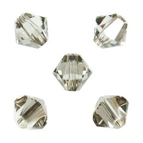 Swarovski Xilion beads 5 мм Crystal Satin