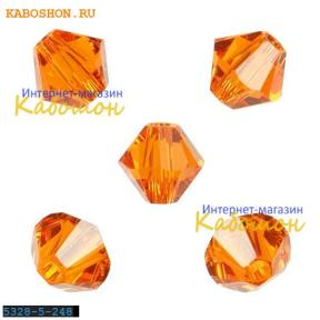 Swarovski Xilion beads 5 мм Sun