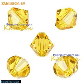 Swarovski Xilion beads 6 мм Sunflower