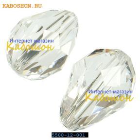 Swarovski Teardrop Bead 12 мм Crystal