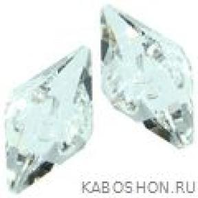 Swarovski Double Spike Bead 12 мм Crystal