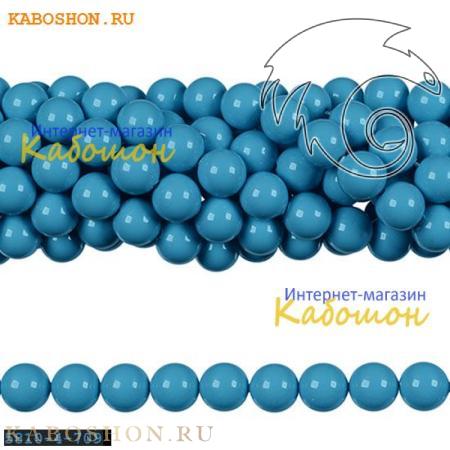 Жемчуг Swarovski 3 мм Crystal Turquoise