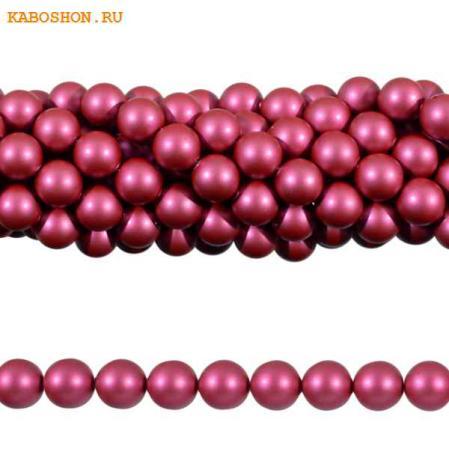 Жемчуг Swarovski 5 мм Crystal Mulberry Pink