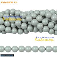 Жемчуг Swarovski 6 мм Crystal Pastel Grey