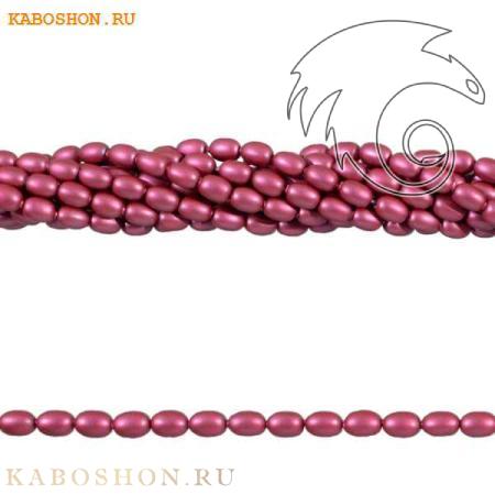 Жемчуг Swarovski 4 мм Crystal Mulberry Pink