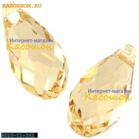 Swarovski Briolette 11х5,5 мм Light Silk