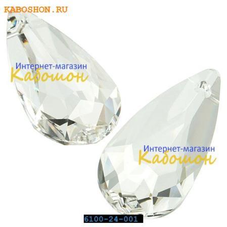 Swarovski Almond Pendant 24 мм Crystal