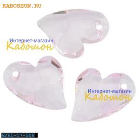 Swarovski Devoted 2 U Heart 17 мм Rosaline