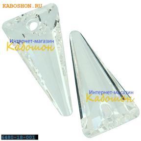 Swarovski Spike Pendant 18 мм Crystal