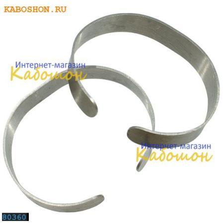 Основа для браслета сформованная 12 мм