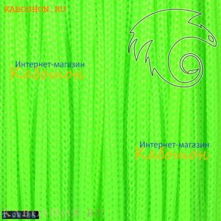 Шнур нейлоновый 0,8 мм светло-зеленый