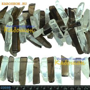 Раухтопаз 25-60 мм (1 шт)