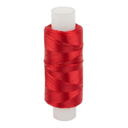 Нитки лавсановые 33Л ярко-красные