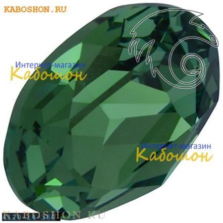 Кристалл Swarovski (Сваровски) Oval Fancy stone 14х10 мм Erinite