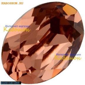 Swarovski Oval Fancy stone 18х13 мм Blush Rose