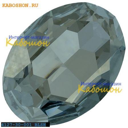 Swarovski Fancy stone 30x22 мм Crystal Blue Shade