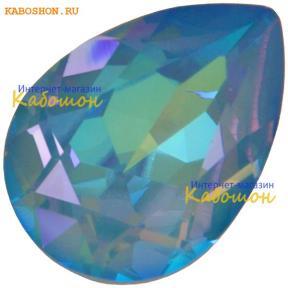 Swarovski Pear Fancy stone 14х10 мм Crystal Ocean DeLite